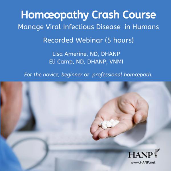 Homeopathy Crash Course