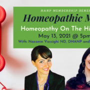 Homeopathic Mentor May 2021
